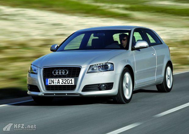 Audi A3 Foto
