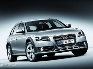 Audi A4 Foto
