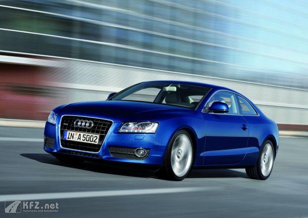 Audi A5 Bild