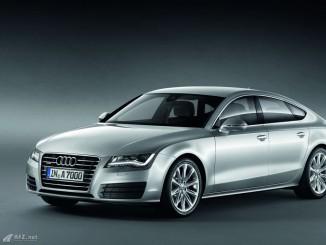 Audi A7 Bild