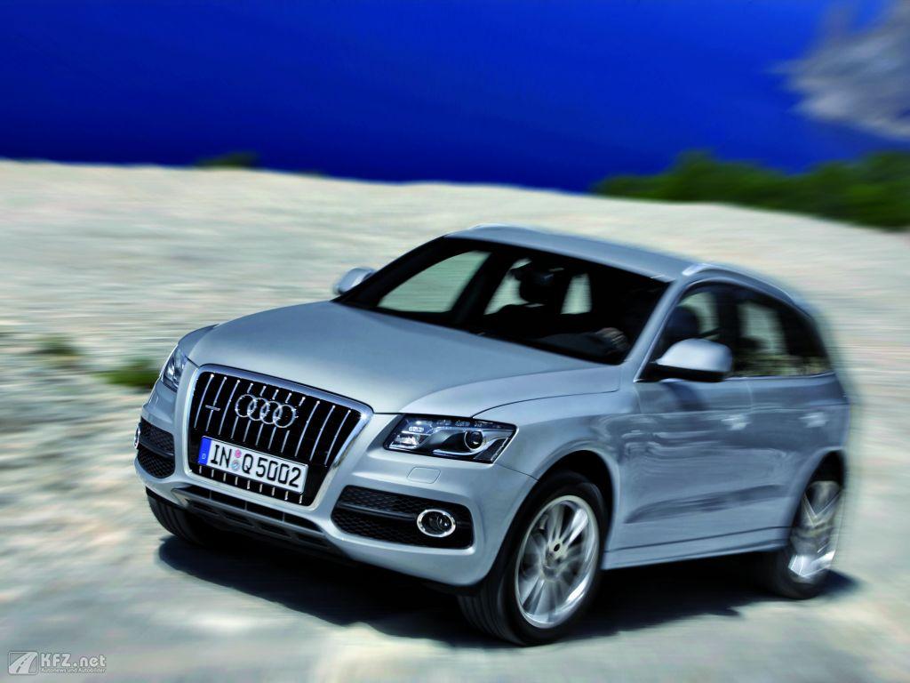 Audi Q5 Bild