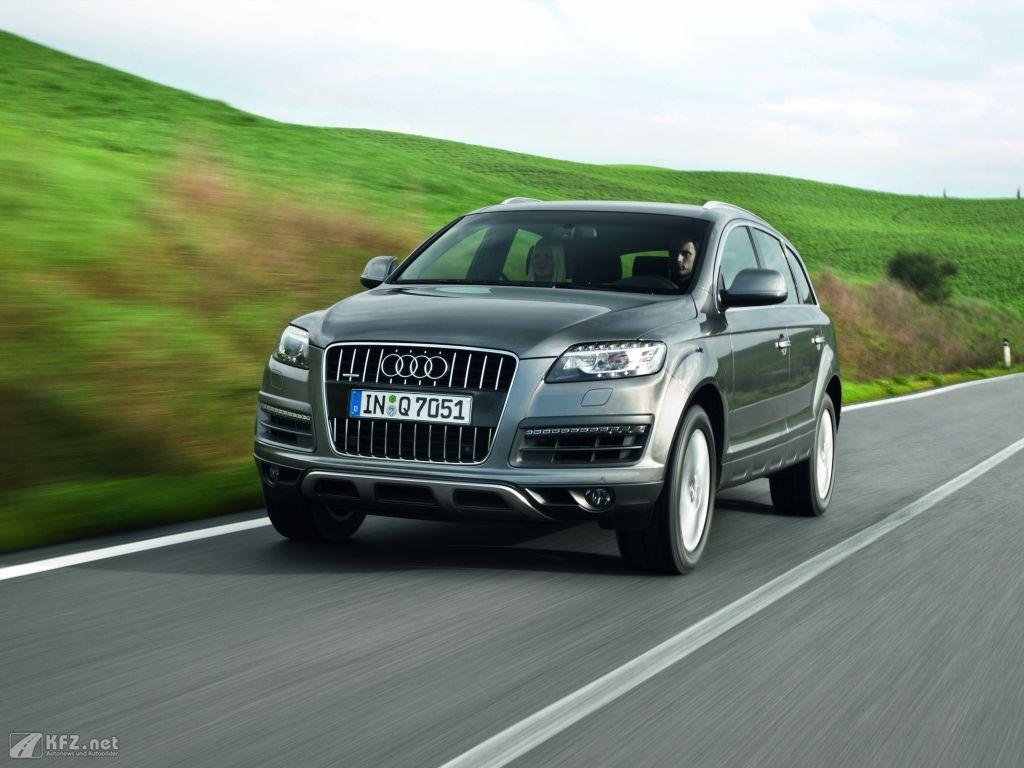 Audi Q7 Bild