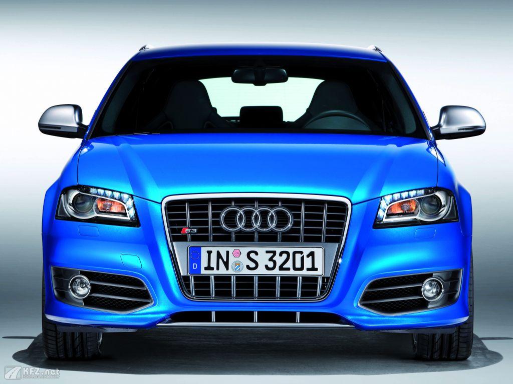 Audi S3 Bild