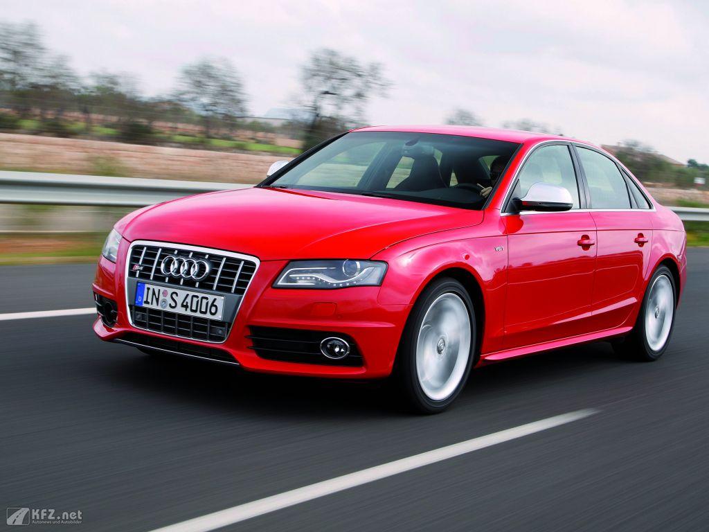 Audi S4 Bild