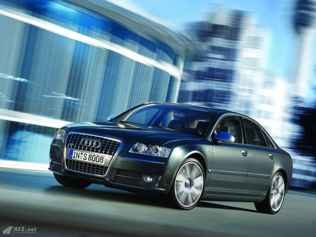 Audi S8 Bilder