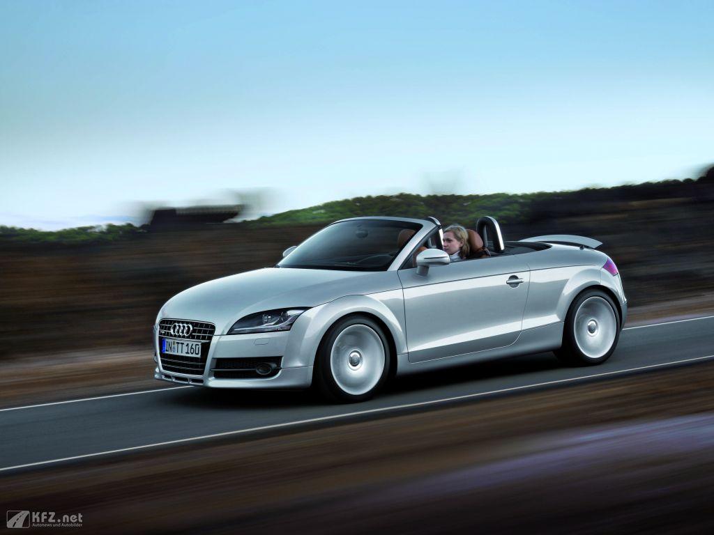 Audi TT Foto