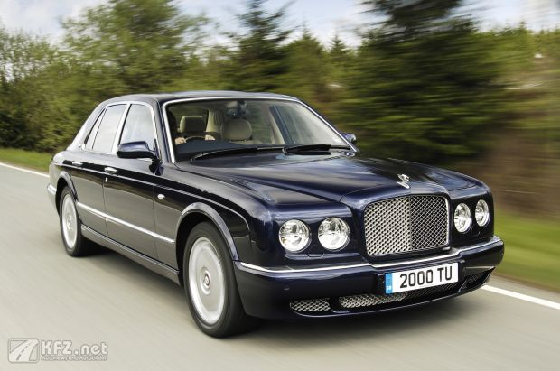 Bentley Arnage Foto