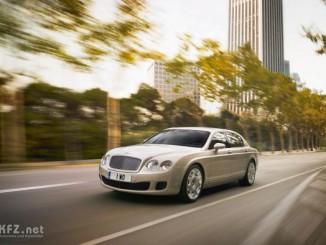 Bentley Continental Foto