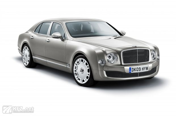 Bentley Mulsanne Foto