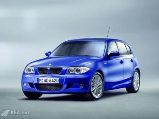 BMW 1er Foto