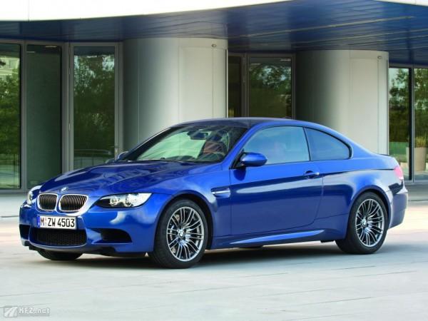 BMW M3 Bild