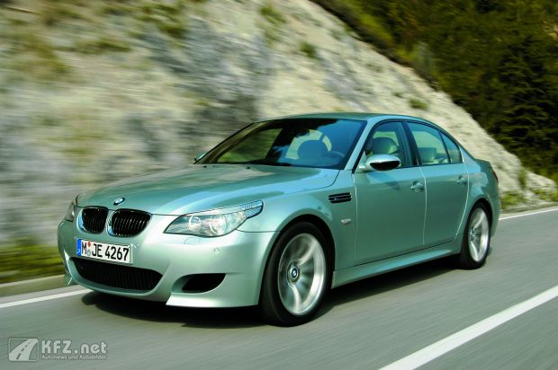 BMW M5 Foto