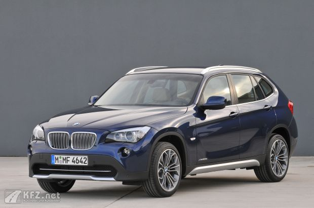 BMW X1 Bild