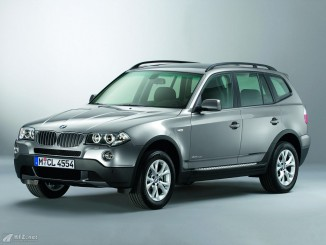 BMW X3 Bild