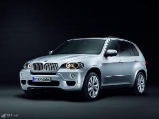 BMW X5 Bild