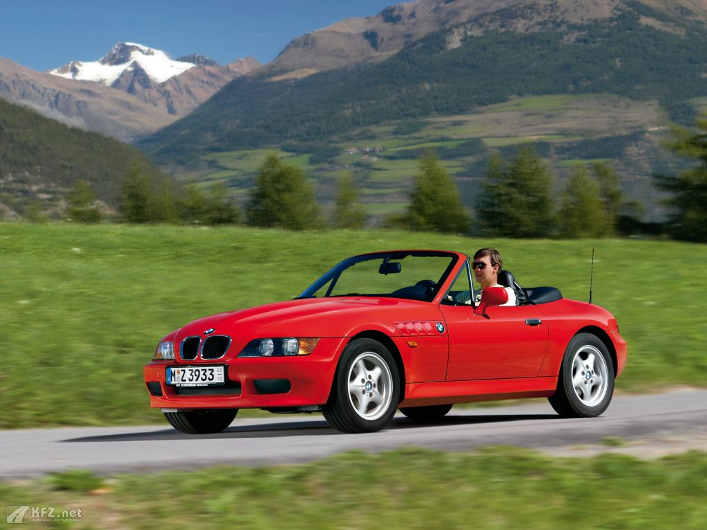 bmw z3 bilder. Black Bedroom Furniture Sets. Home Design Ideas