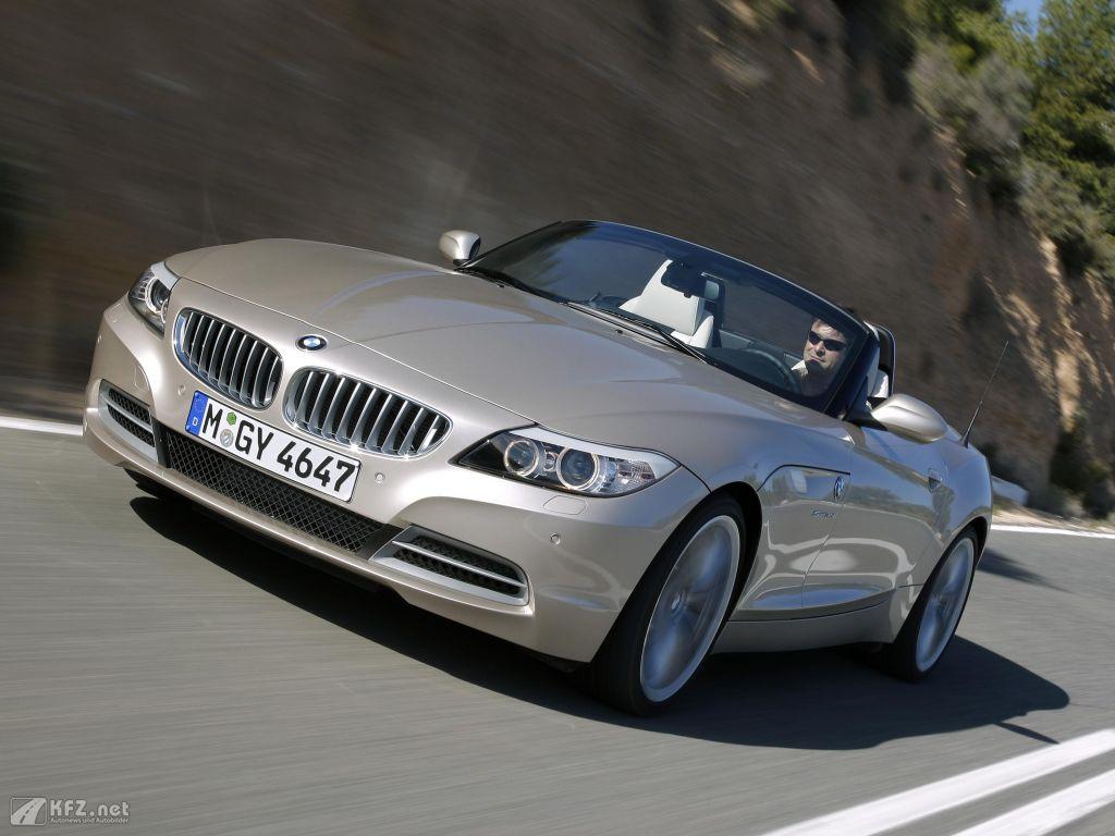 BMW Z4 Bild