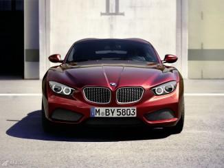 BMW Zagato Coupe Bild