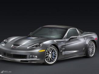 Chevrolet Corvette Fotos