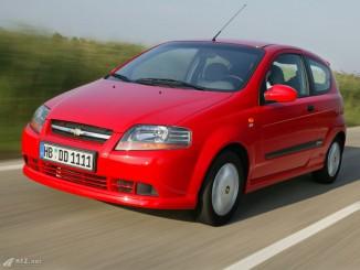Chevrolet Kalos Foto