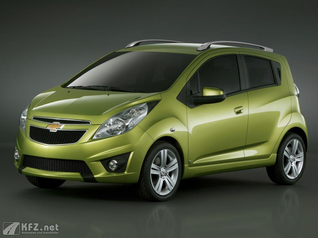 Chevrolet Spark Foto
