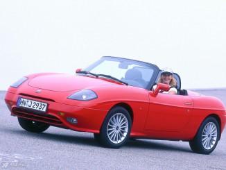 Fiat Barchetta Foto