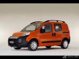 Fiat Fiorino Bild