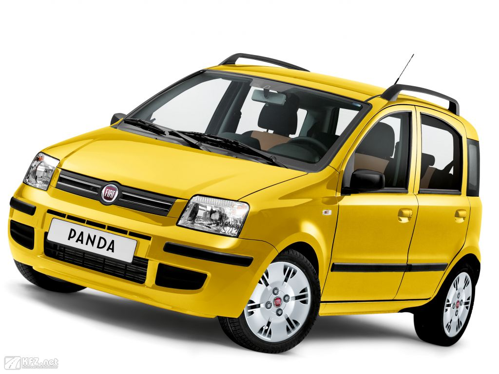 Fiat Panda Bild