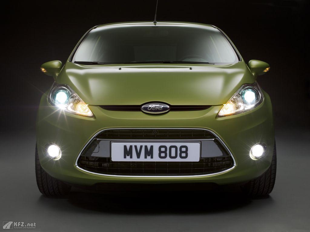 Ford Fiesta Bild