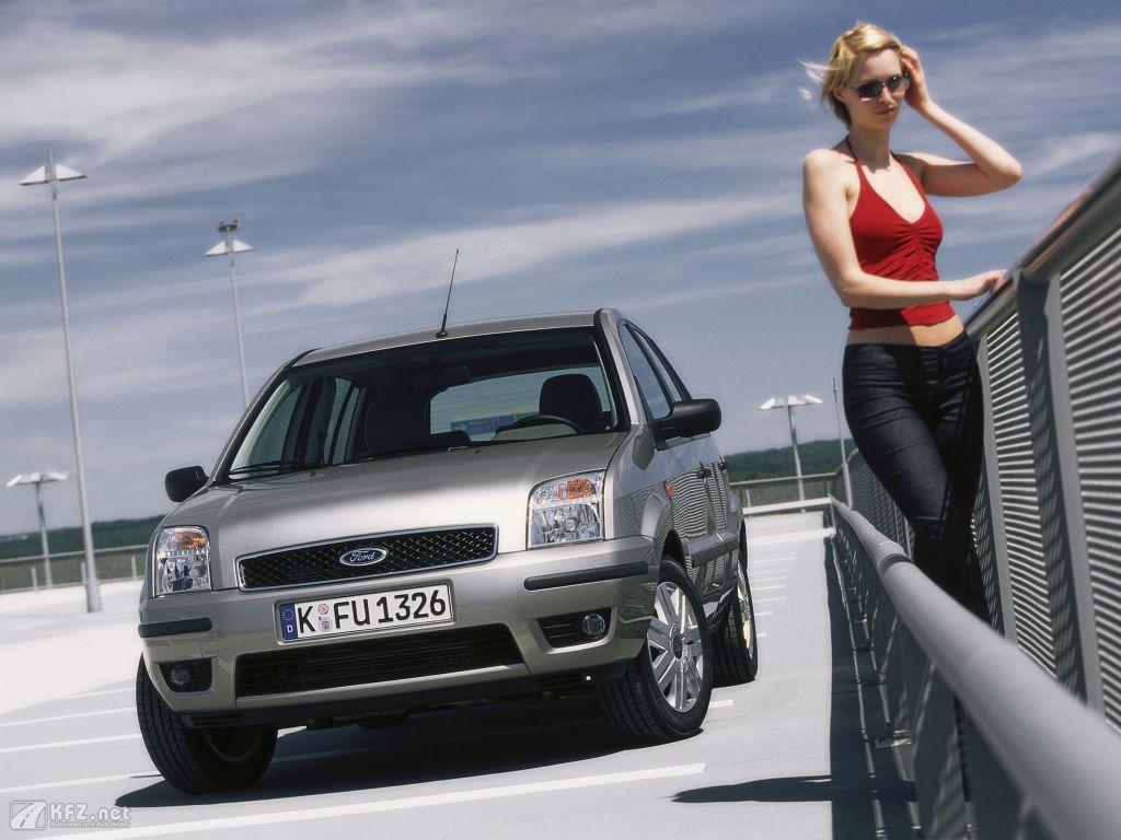 Ford Fusion Foto