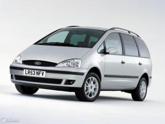 Ford Galaxy Bild