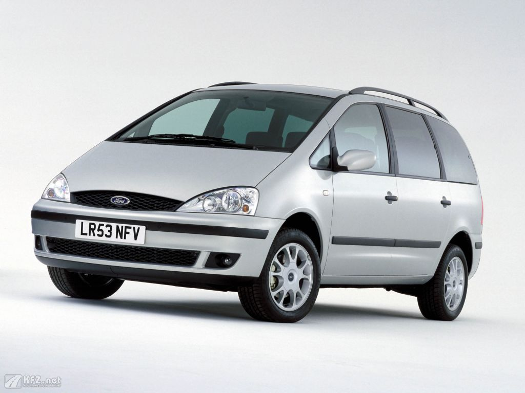 Ford Galaxy Bild