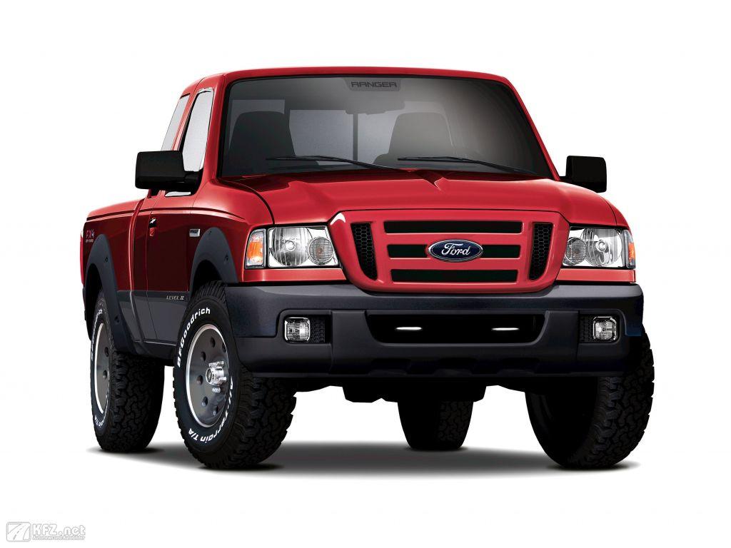 Ford Ranger Foto