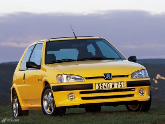 Peugeot 106 Bild