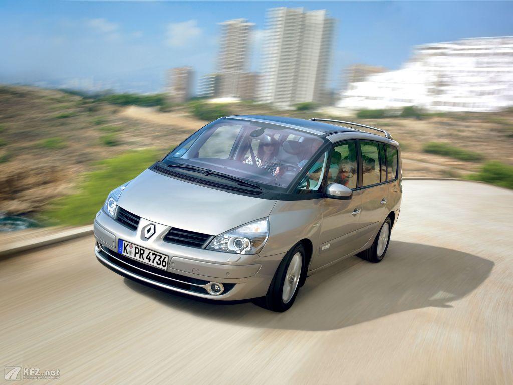 Renault Espace Foto