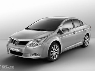 Toyota Avensis Bild