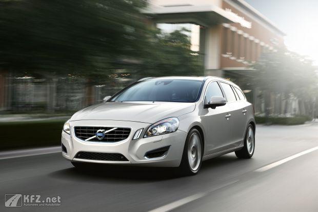 Volvo V60 Bild