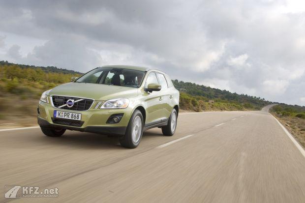 Volvo XC60 Bild