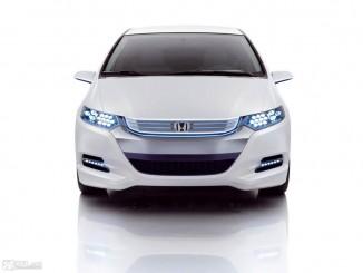 Honda Insight Fotos