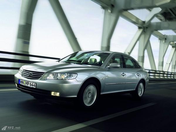 Hyundai Grandeur Bild