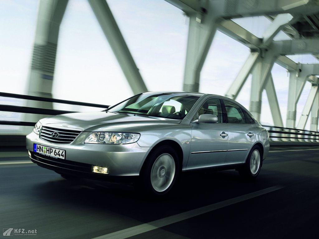 Hyundai Grandeur Foto