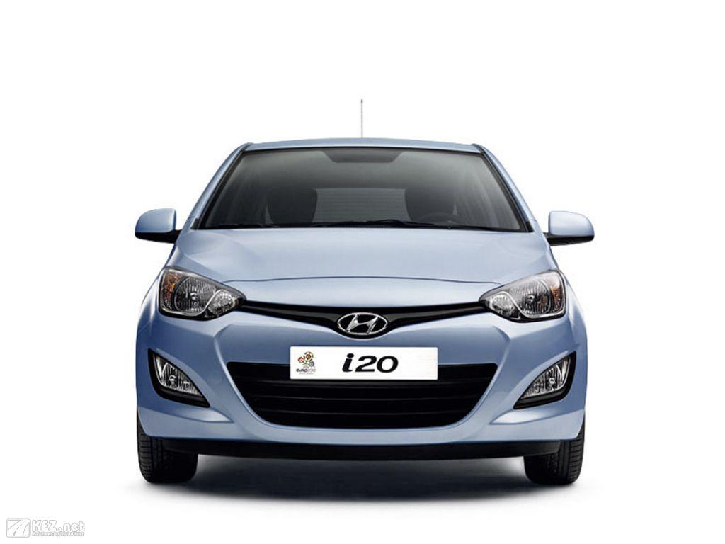 Hyundai i20 Foto