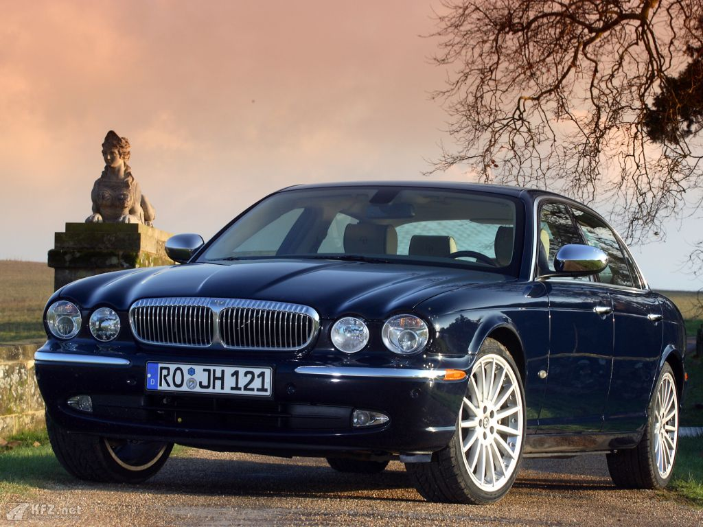 Jaguar Daimler Fotos