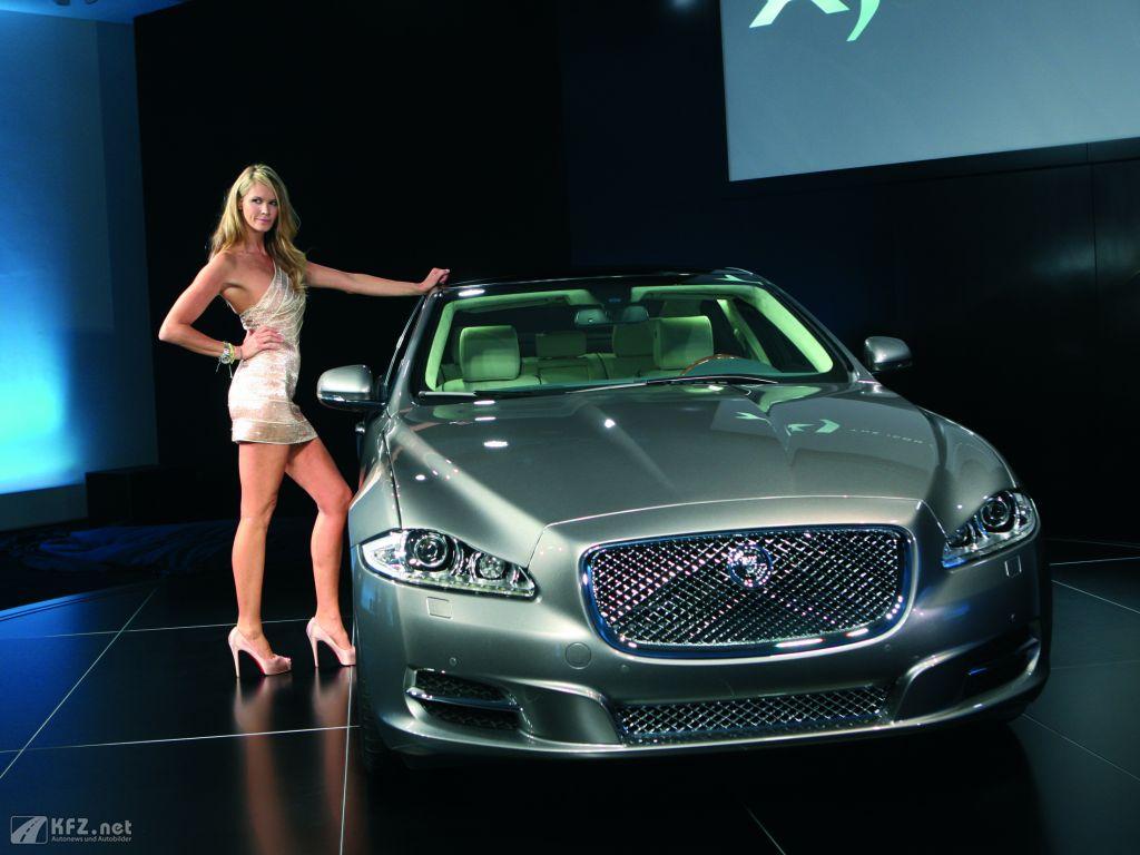 Jaguar XJ Foto