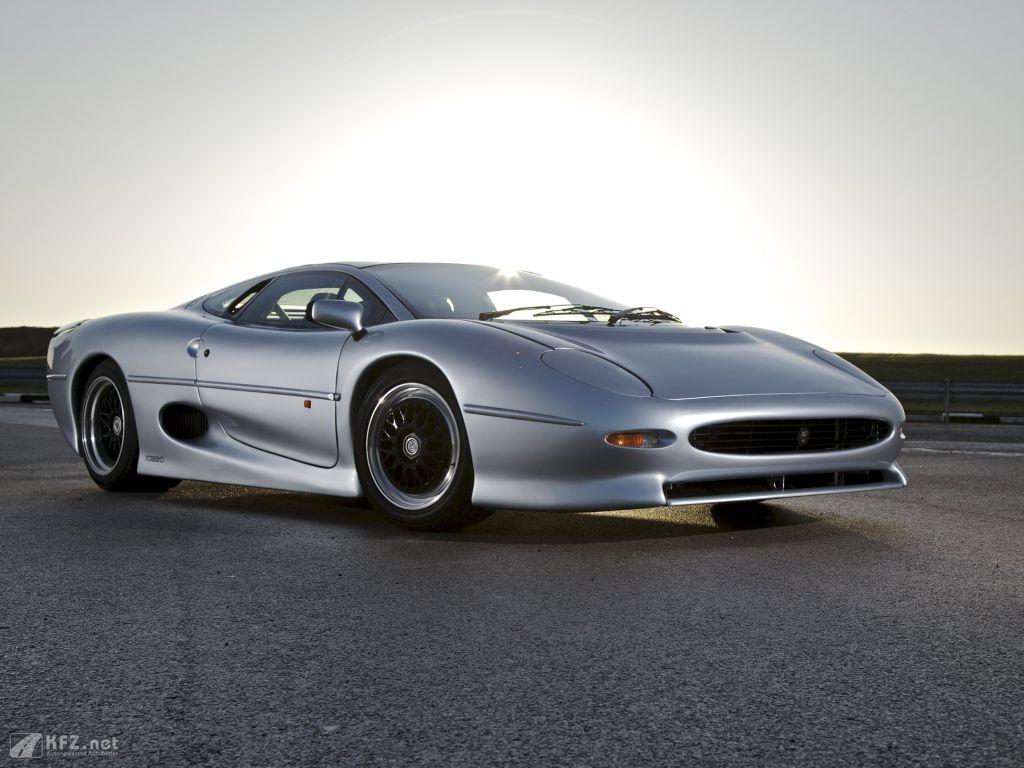 Jaguar XJ220 Foto