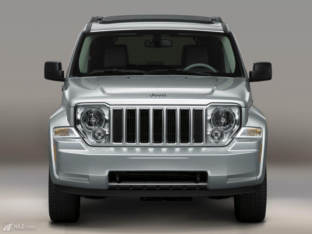 Jeep Cherokee Fotos