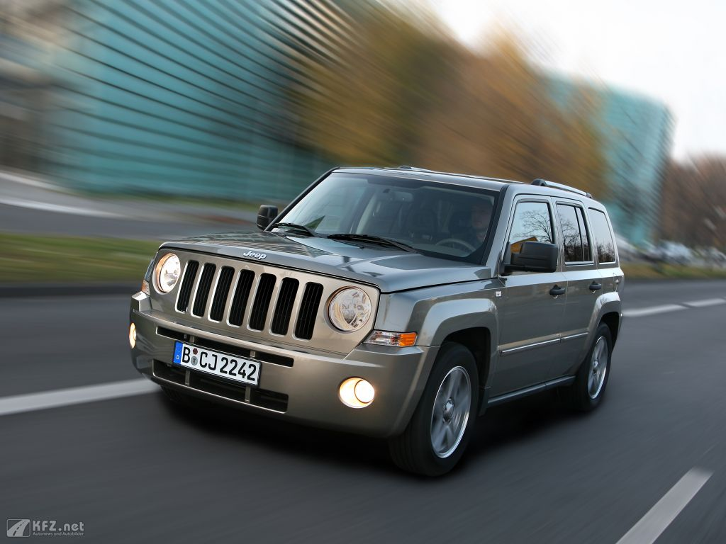 Jeep Patriot Fotos