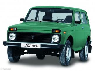 Lada Niva 4x4 Foto