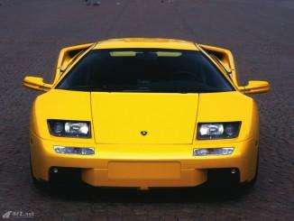 Lamborghini Diablo Foto