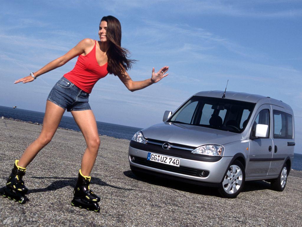 Opel Combo Foto